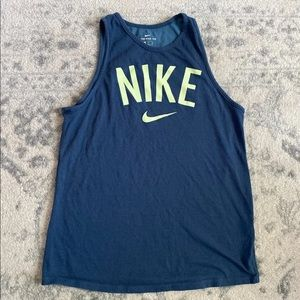Nike Women's Workout Tank Top Small
